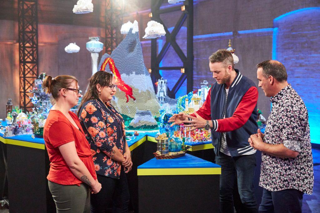 LEGO MASTERS Australia Season 2 Episode 1 4