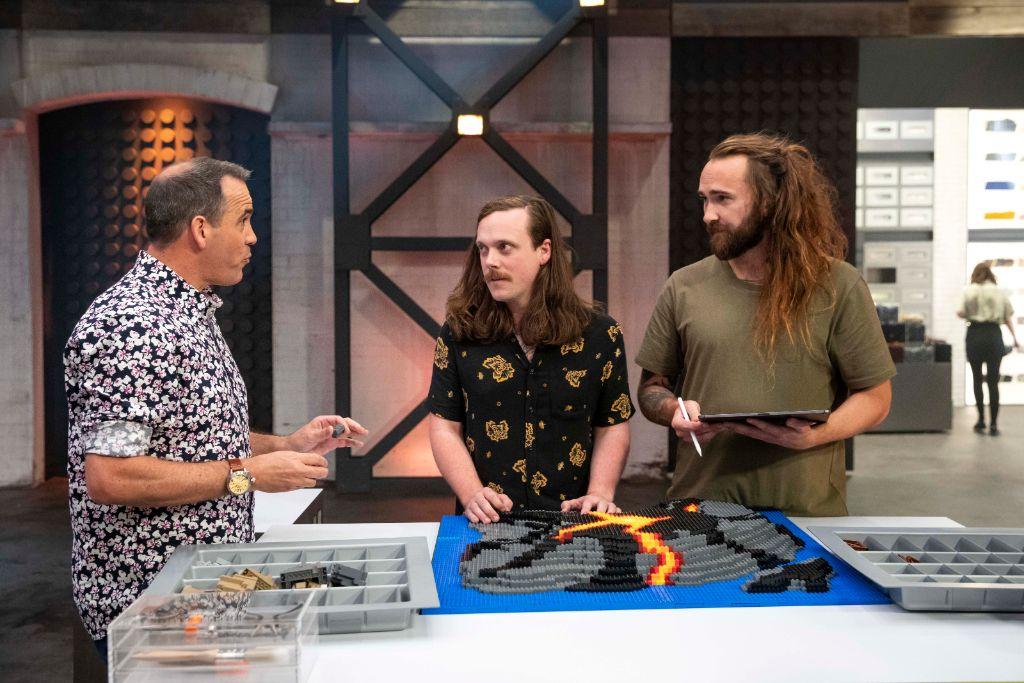 LEGO MASTERS Australia Season 2 Episode 1 7