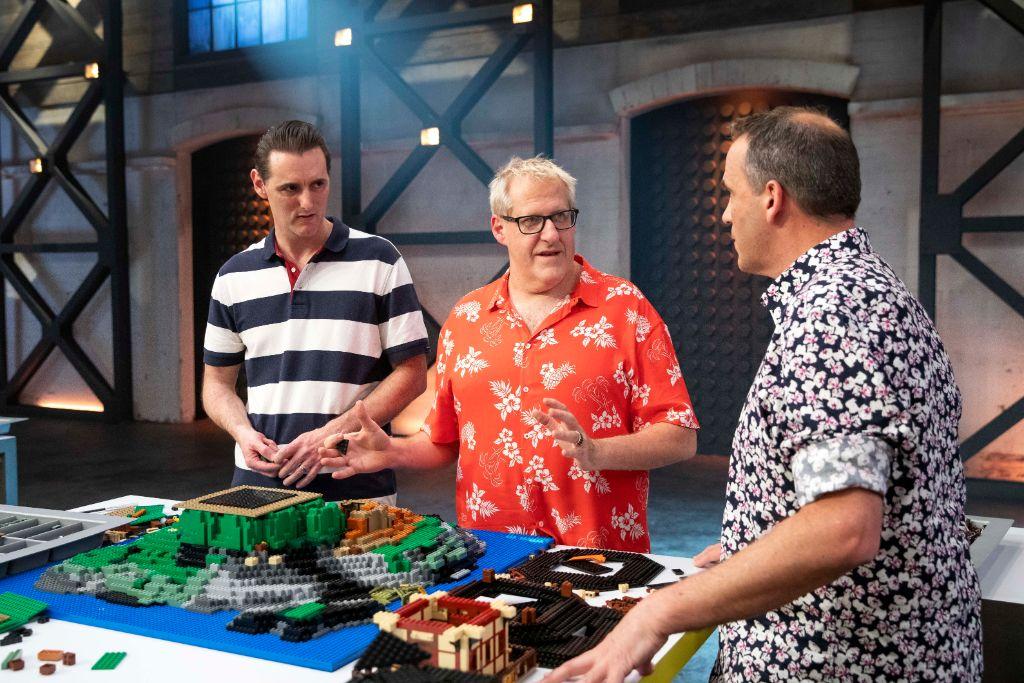 LEGO MASTERS Australia Season 2 Episode 1 8