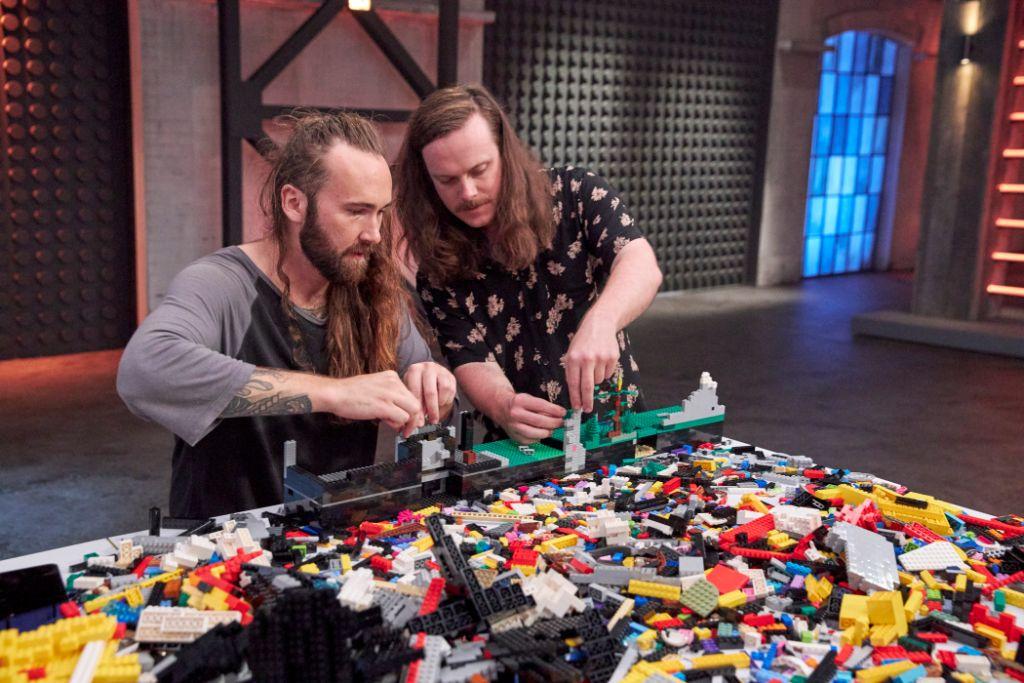 LEGO MASTERS Australia Season 2 Episode 10 6