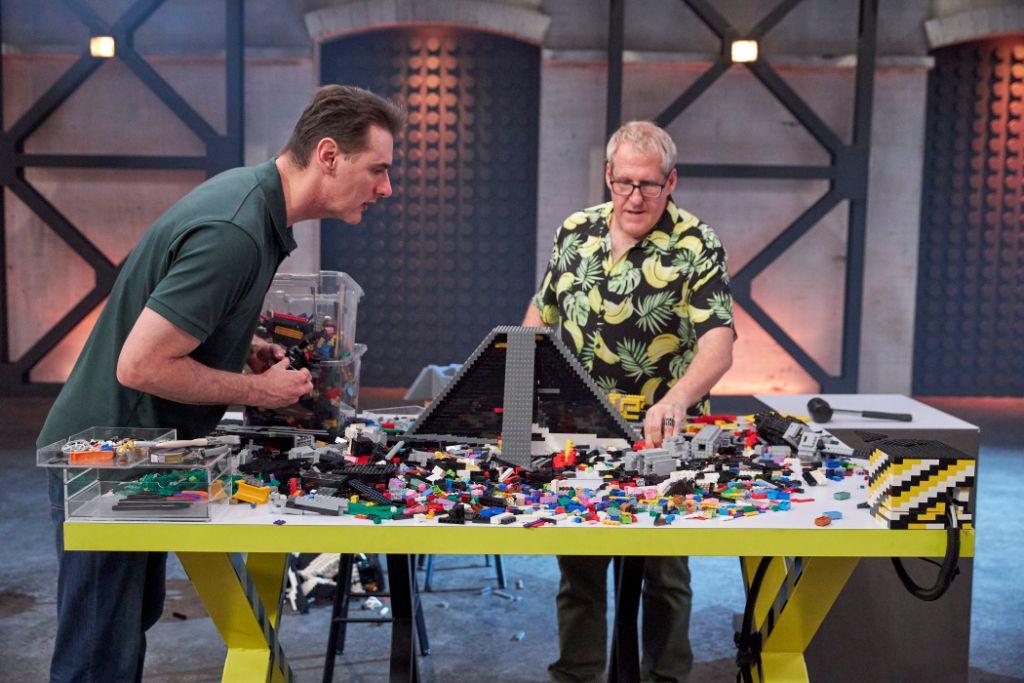 LEGO MASTERS Australia Season 2 Episode 10 7