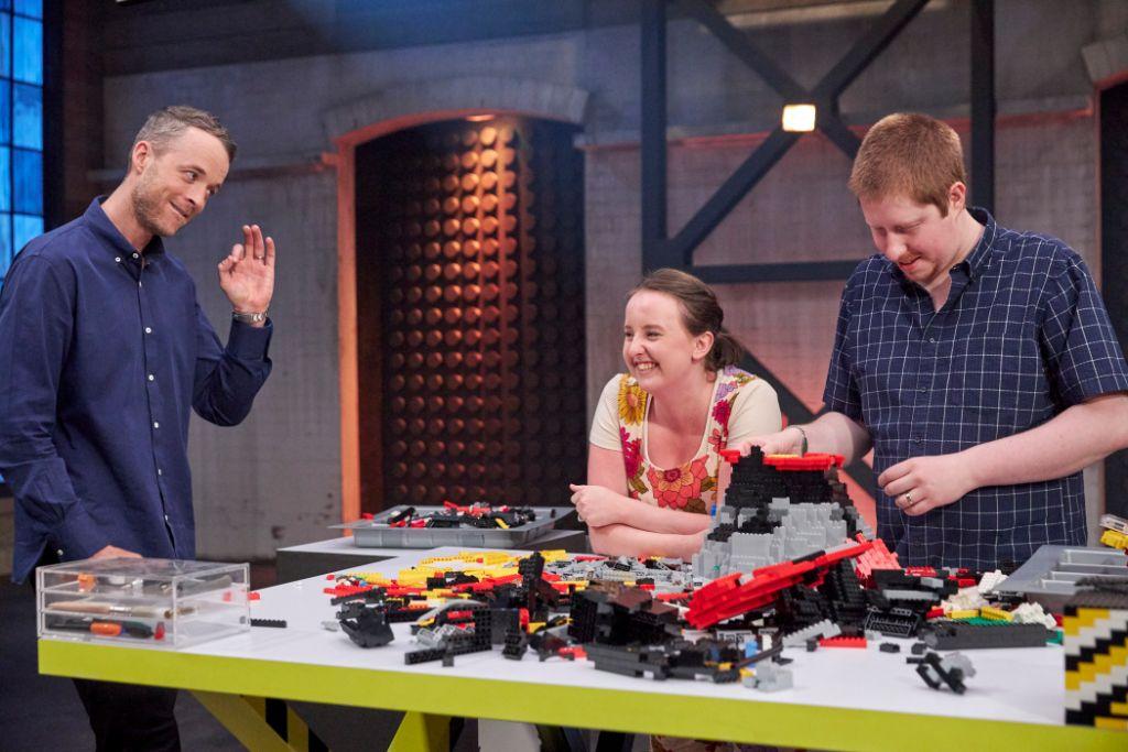 LEGO MASTERS Australia Season 2 Episode 10 8
