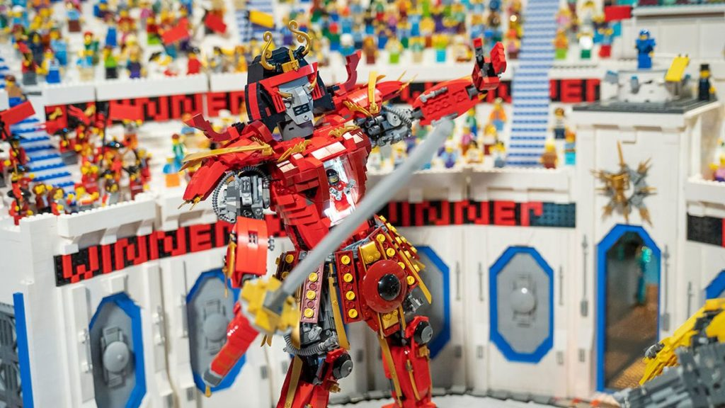 LEGO MASTERS Australia Season 2 Episode 11 4