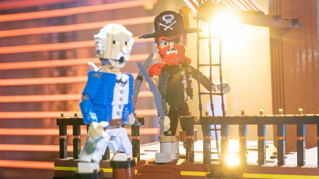 LEGO MASTERS Australia Season 2 Episode 11 6
