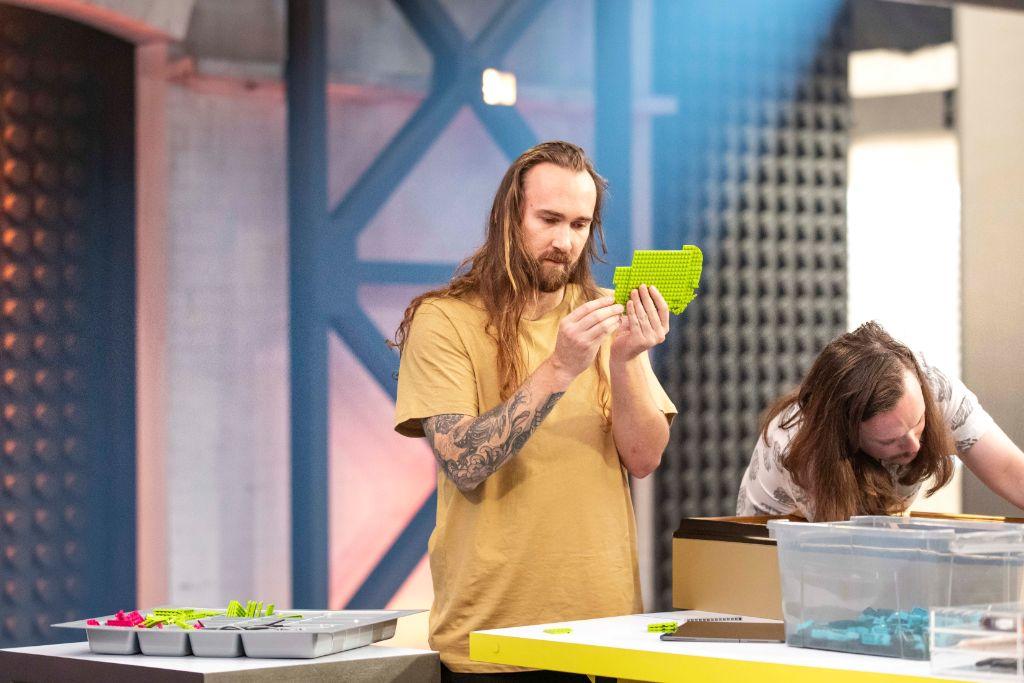 LEGO MASTERS Australia Season 2 Episode 6 5