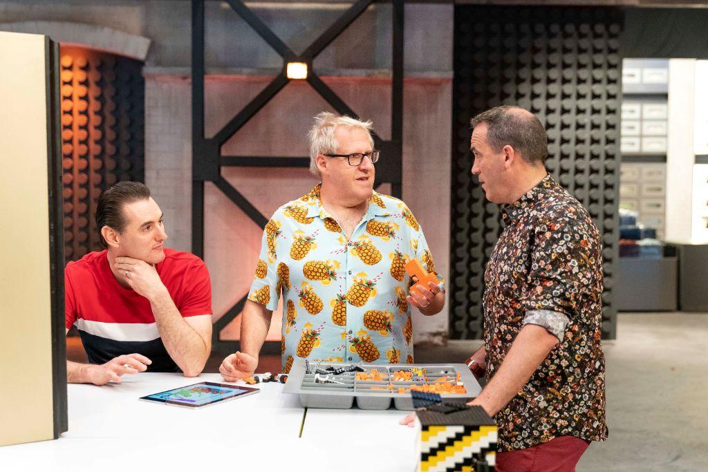 LEGO MASTERS Australia Season 2 Episode 6 7