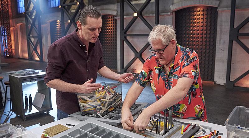 LEGO MASTERS Australia Season 2 Episode 5