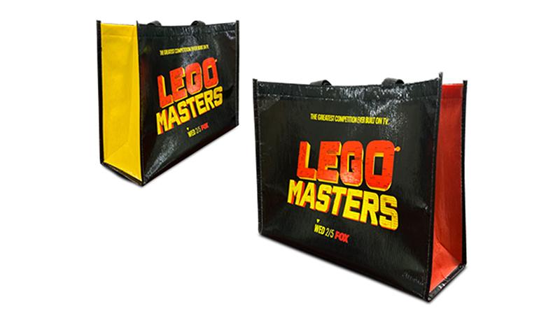 LEGO MASTERS Bag USA Featured 800 445