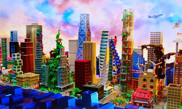 "LEGO MASTERS USA Season 1 Episode 5 ""Mega City Block"" review"