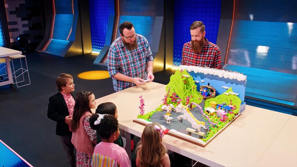 LEGO MASTERS Episode 7 2