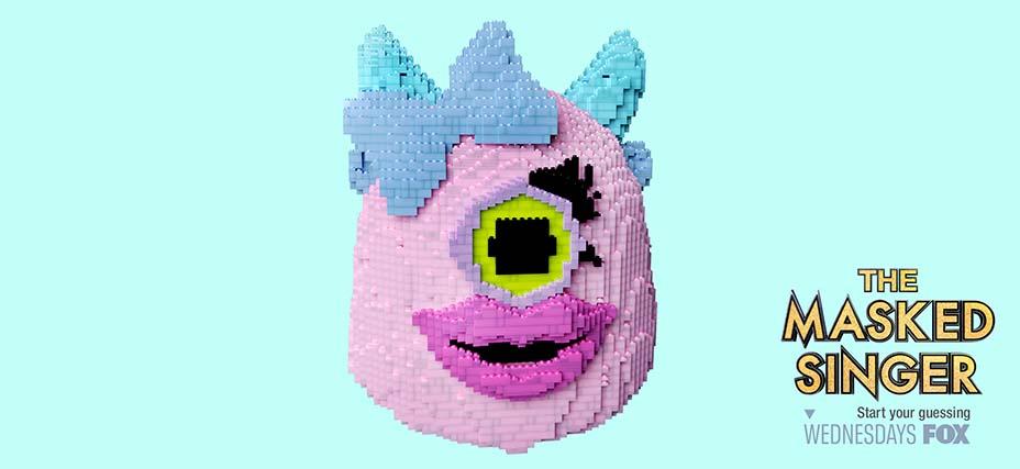 LEGO MASTERS Masked Singer