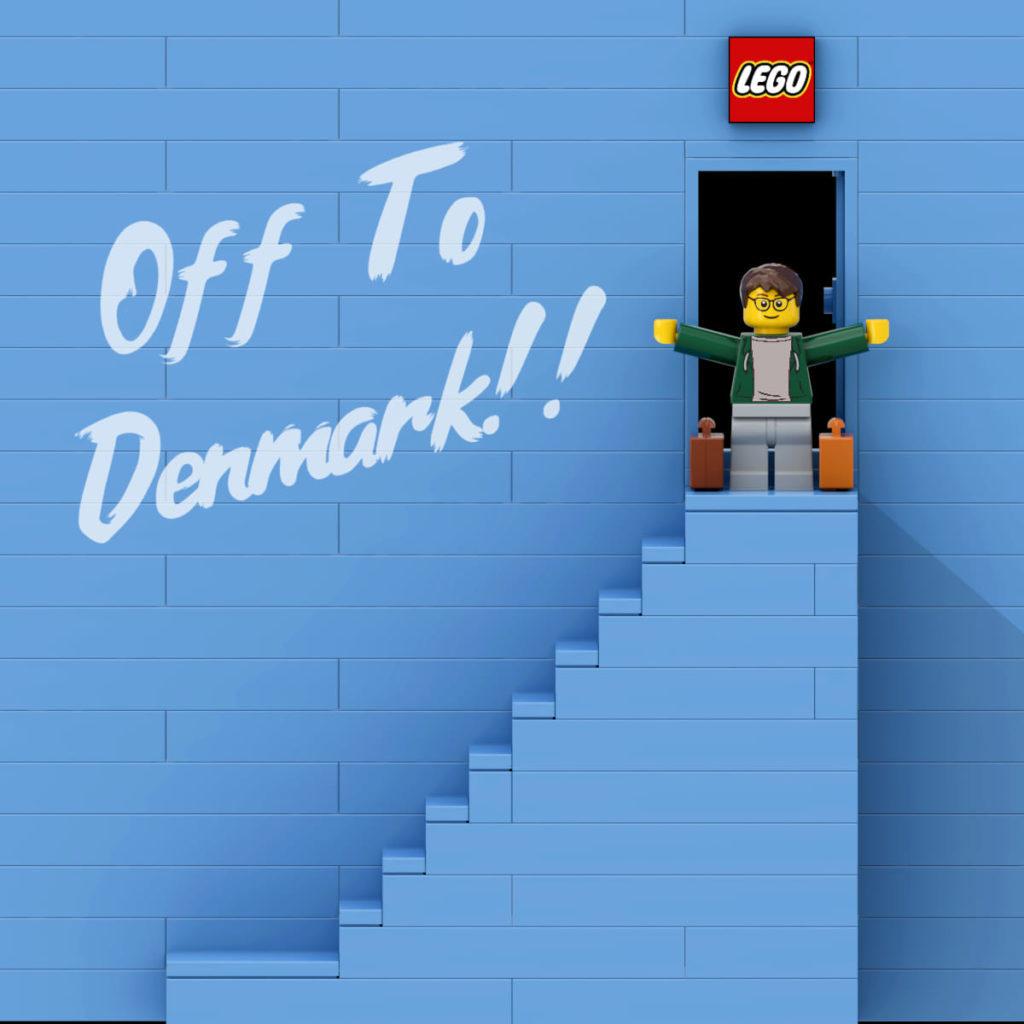 LEGO MASTERS Tom Gerardin designer