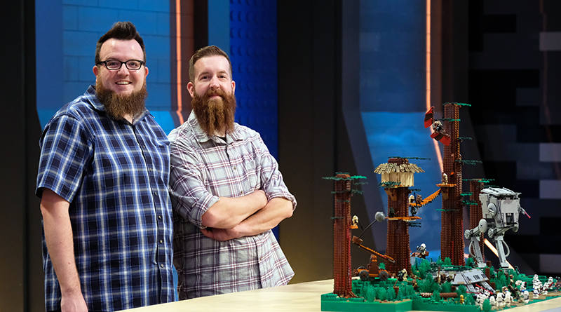 LEGO MASTERS USA Mark Boone Finale Featured