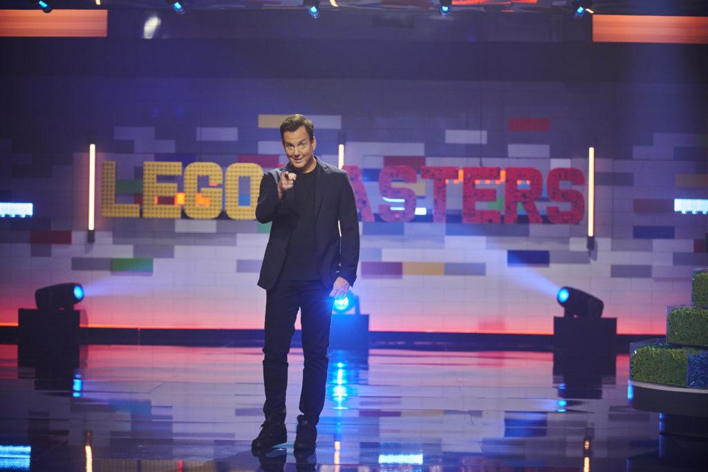 LEGO MASTERS USA Season 2 Will Arnett
