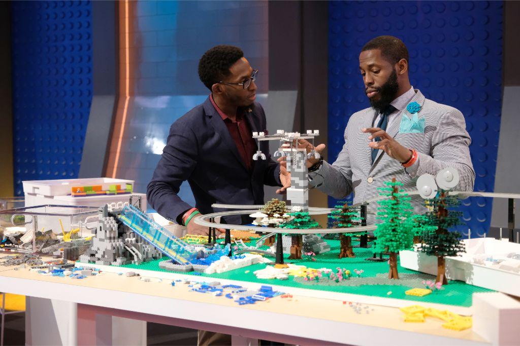 LEGO MASTERS USA Episode 1 3