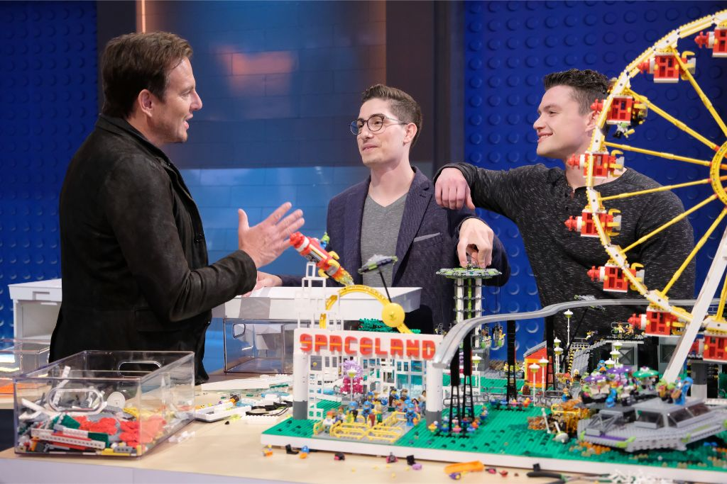 LEGO MASTERS USA Episode 1 5