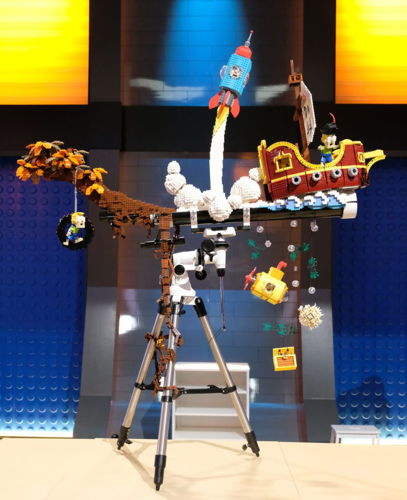 LEGO MASTERS USA Episode 3 6