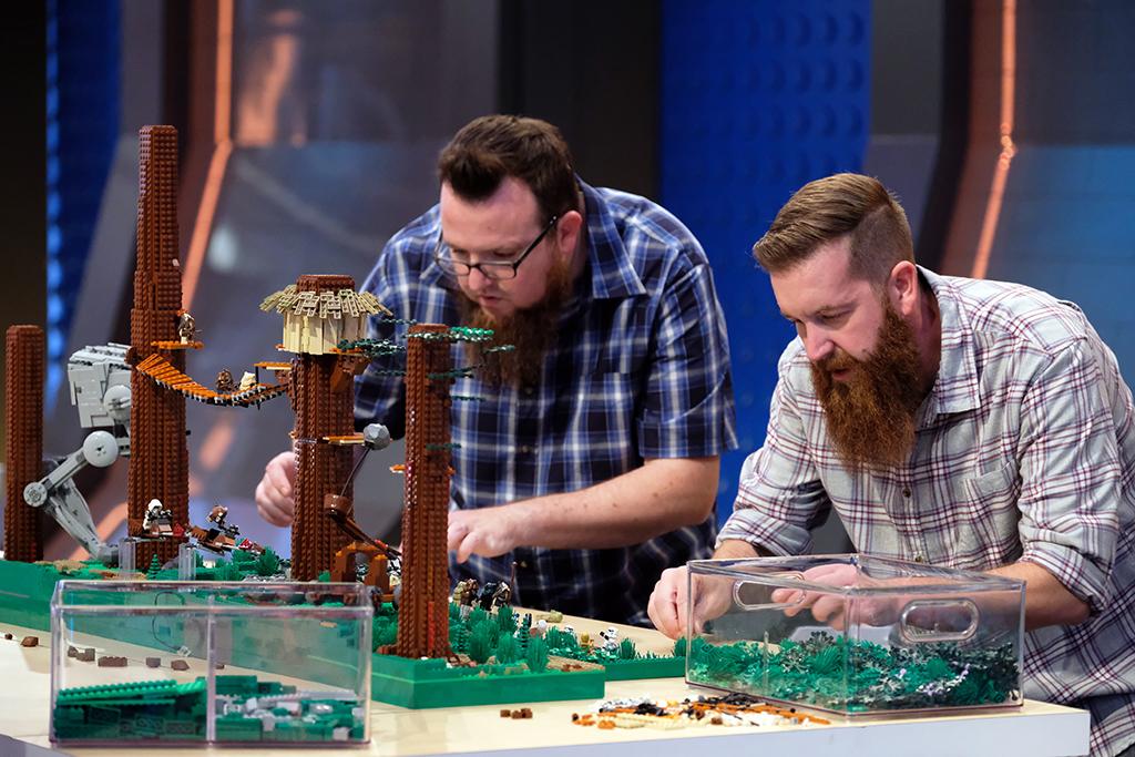 LEGO MASTERS USA Episode 9 2