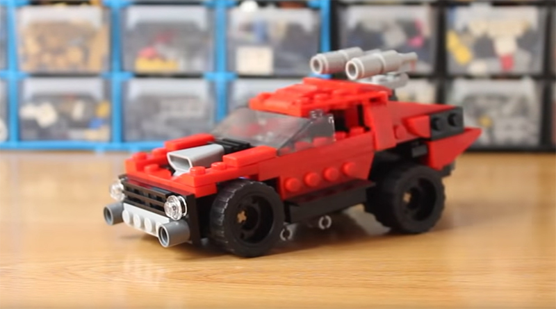 LEGO MAd Max YouTube Featured