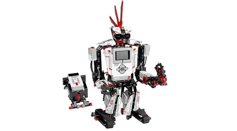 LEGO MINDSTORMS 31313 EV3 Featured