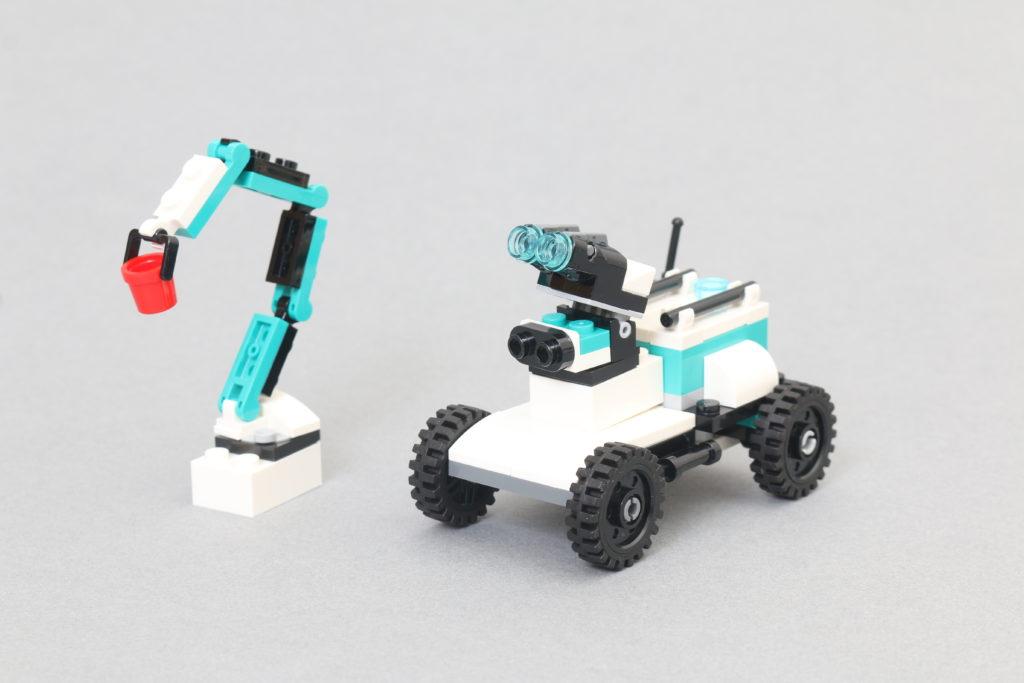 LEGO MINDSTORMS 40413 Mini Robots Review 12