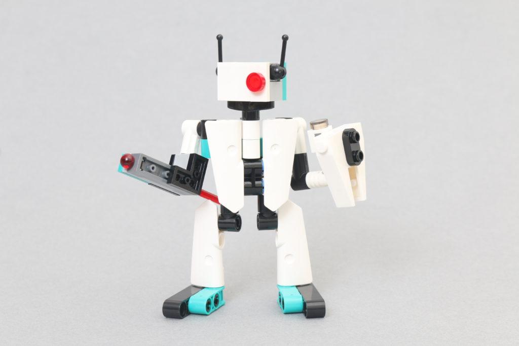 LEGO MINDSTORMS 40413 Mini Robots Review 13