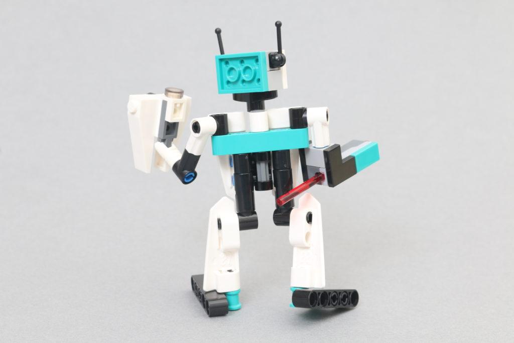 LEGO MINDSTORMS 40413 Mini Robots Review 14