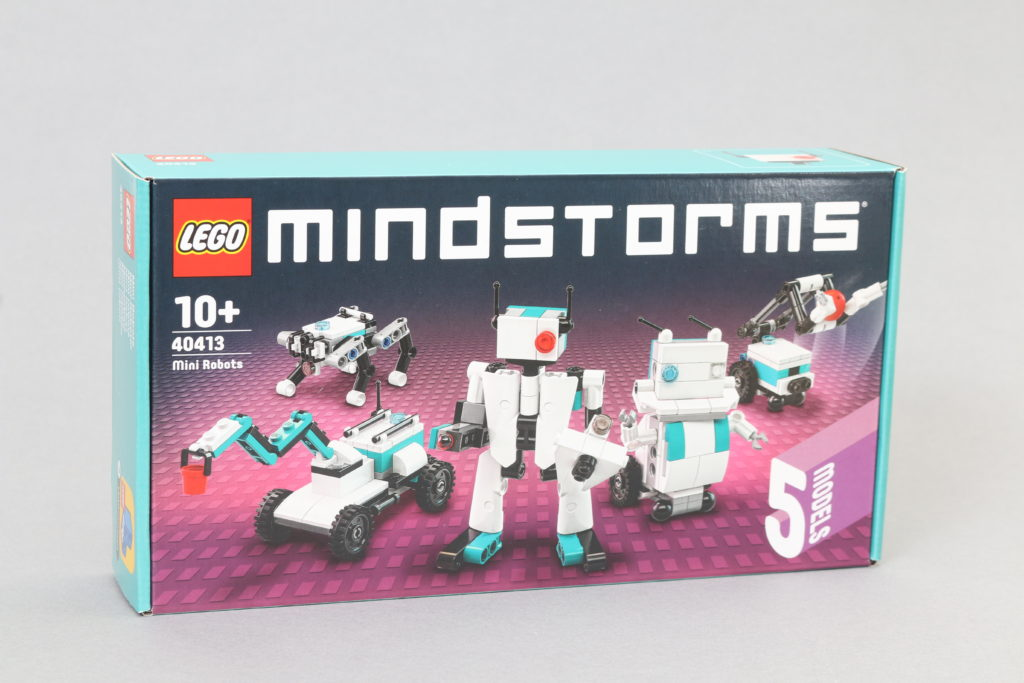 LEGO MINDSTORMS 40413 Mini Robots Review 15