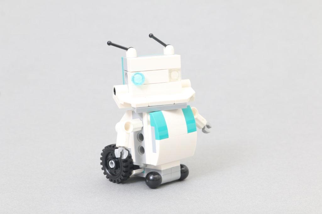 LEGO MINDSTORMS 40413 Mini Robots Review 2