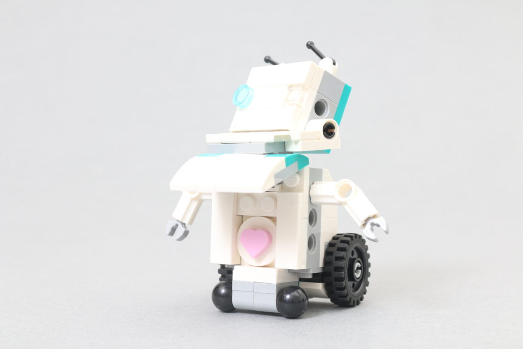 LEGO MINDSTORMS 40413 Mini Robots Review 4