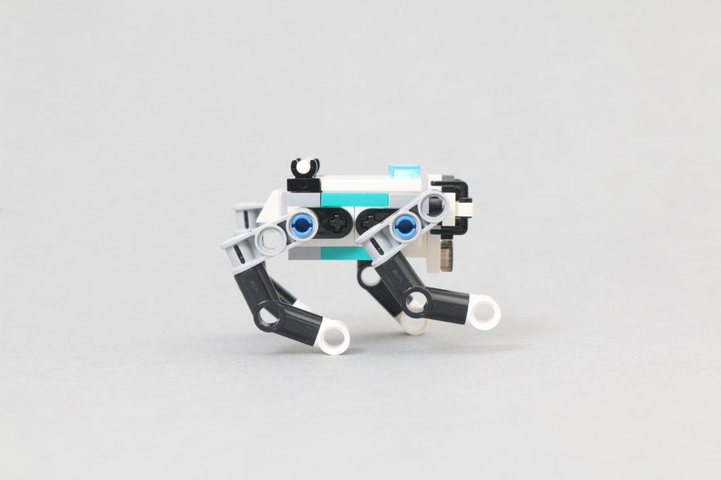 LEGO MINDSTORMS 40413 Mini Robots Review 6