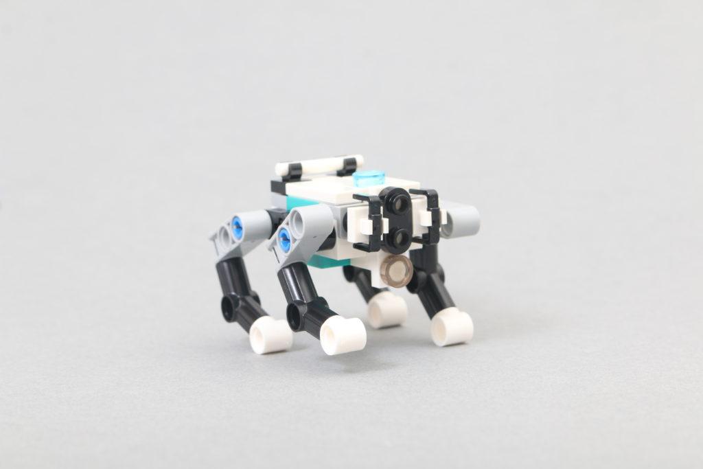LEGO MINDSTORMS 40413 Mini Robots Review 7