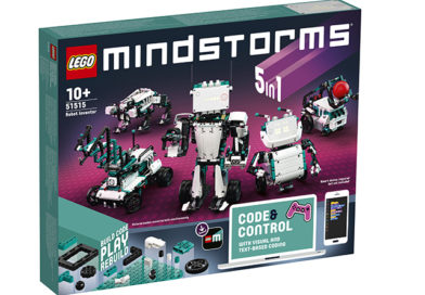 Last chance to win £330 LEGO MINDSTORMS set