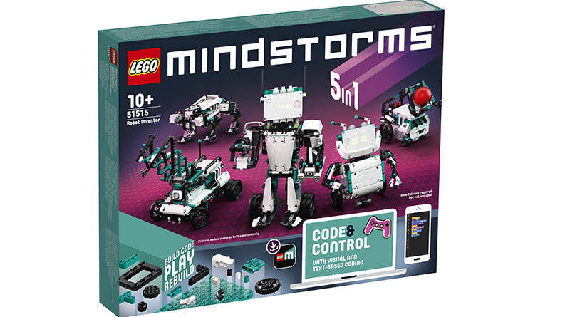 LEGO MINDSTORMS 51515 Robot Inventor Box Featured