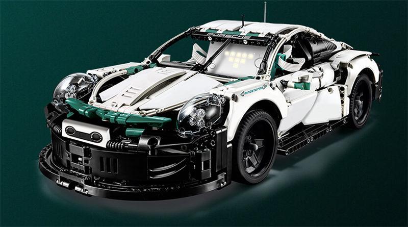 LEGO MINDSTORMS 515153 Porsche Featured 800x445