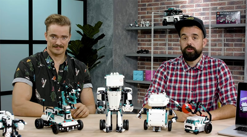LEGO MINDSTORMS Robot Inventor 51515 Featured 800x445