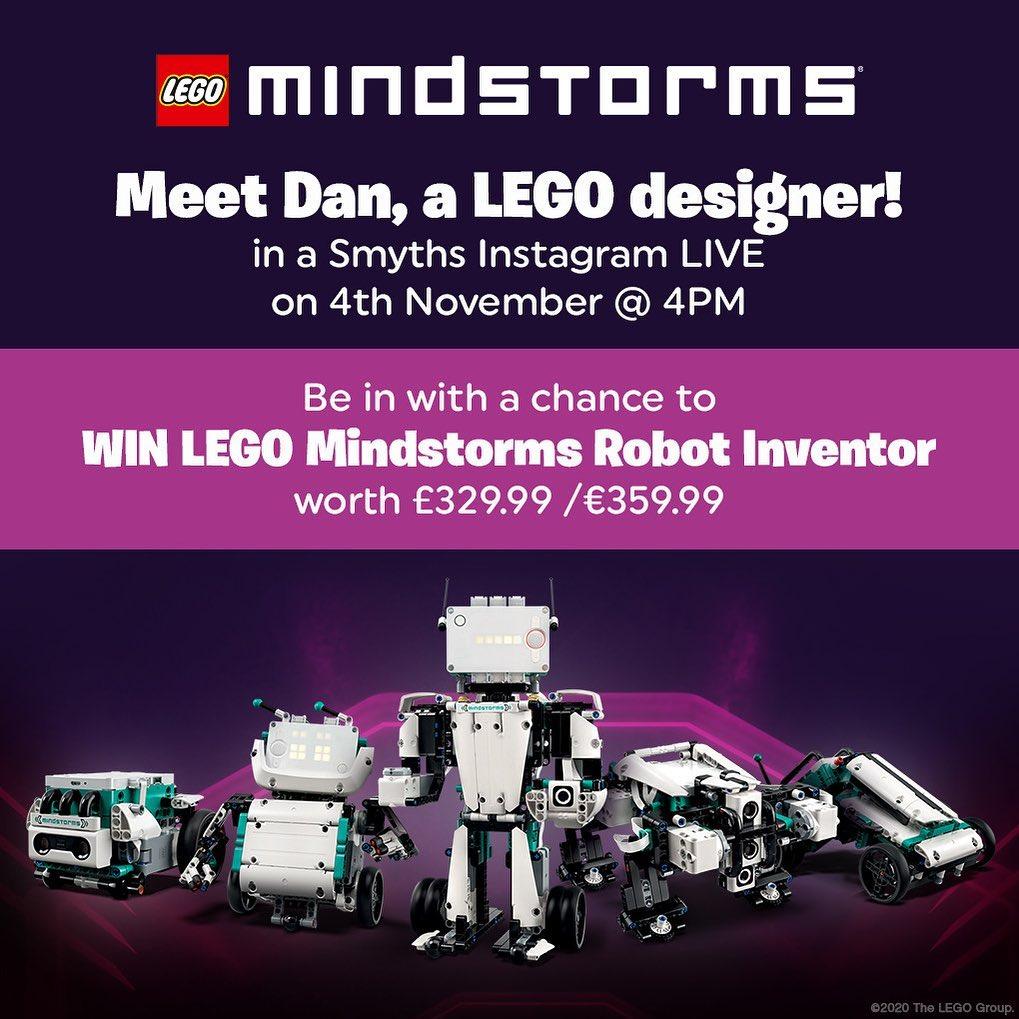 LEGO MINDSTORMS Smyths Toys