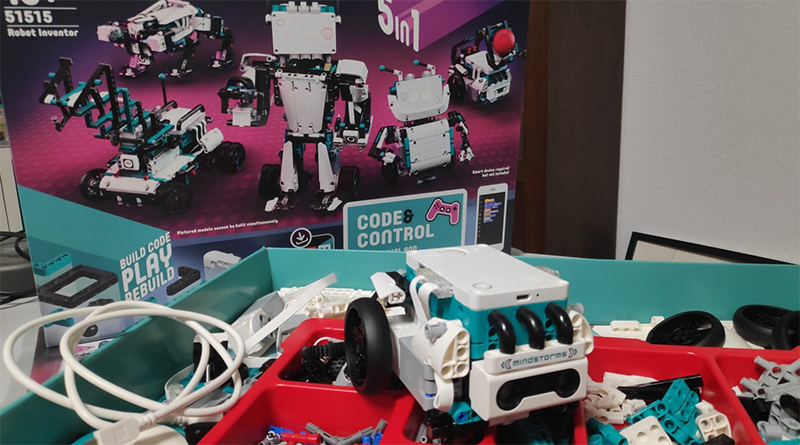LEGO MINDSTORMS First Look Video Featured