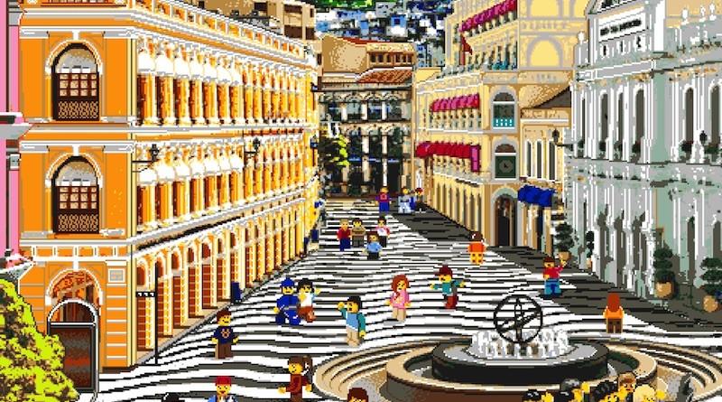 LEGO Macau Certified Store Featured