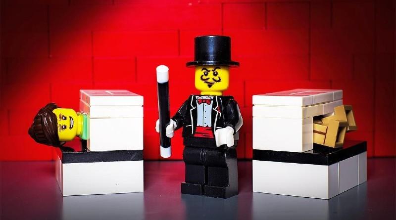 LEGO Magic Trick Featured