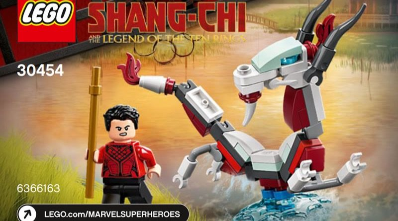 LEGO Marvel 30454 Shang Chi And The Great Protector Featured 800x445