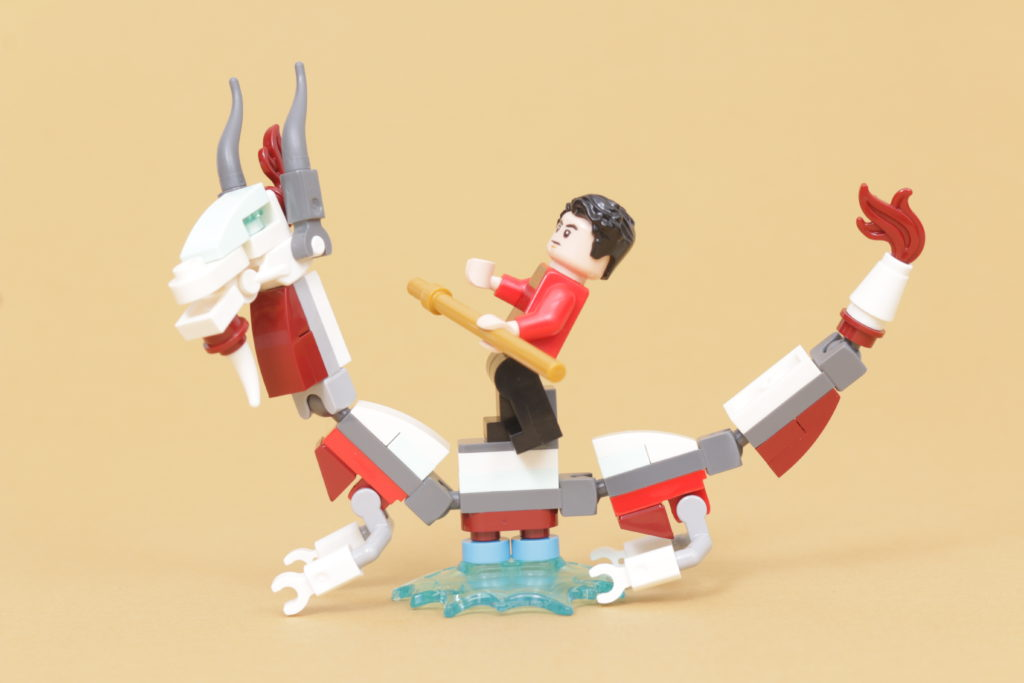 LEGO Marvel 30454 Shang Chi and The Great Protector gift with purchase review 10