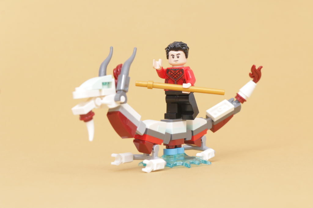 LEGO Marvel 30454 Shang Chi and The Great Protector gift with purchase review 3