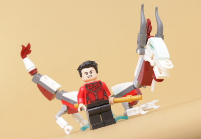 LEGO Marvel 30454 Shang-Chi and The Great Protector gift-with-purchase review
