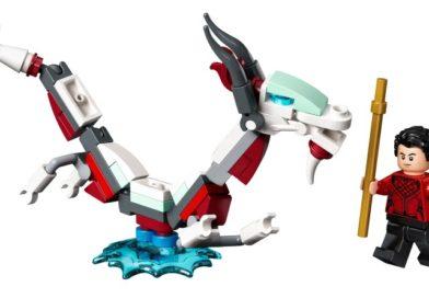 LEGO Marvel Shang-Chi-Set als zukünftiges Geschenk beim Kauf bestätigt