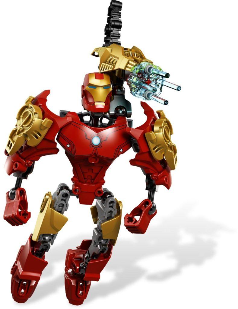 LEGO Marvel 4529 Iron Man