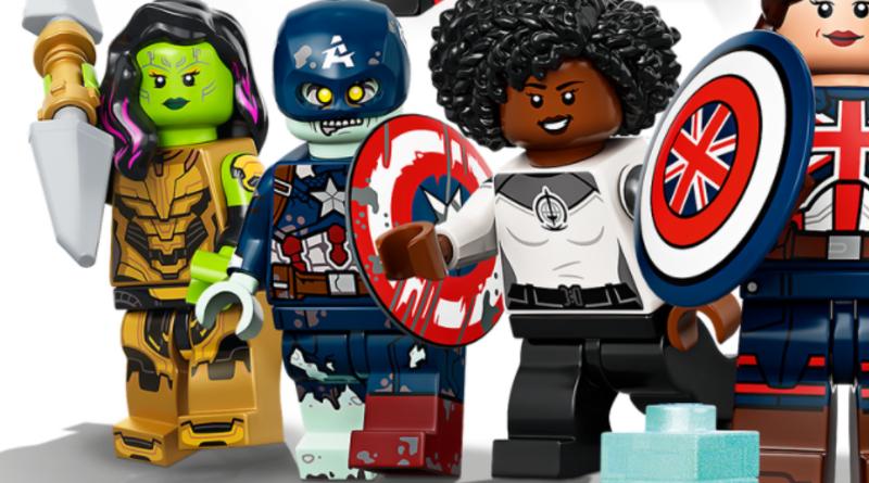 LEGO Marvel 71031 Marvel Studios Zombie Captain America Featured