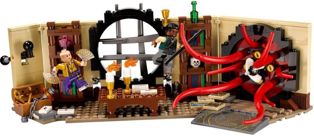 LEGO Marvel 76060 Doctor Stranges Sanctum Sanctorum
