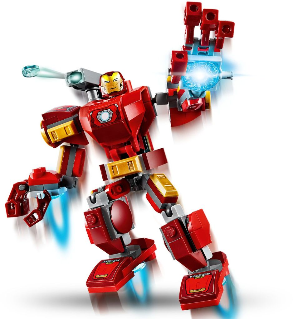 LEGO Marvel 76140 Iron Man Mech 3