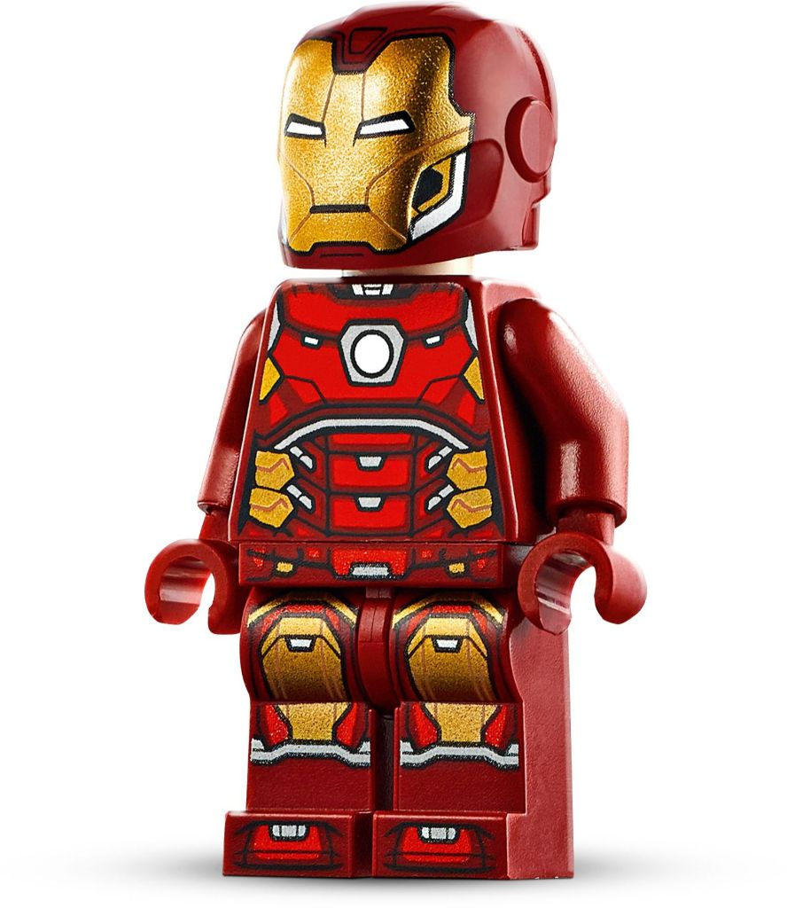 LEGO Marvel 76140 Iron Man Mech 6